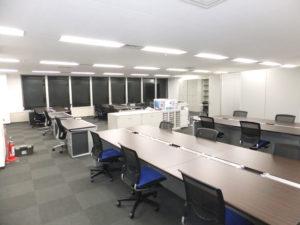 新日本ハウス株式会社様 有楽町支店 改装工事記