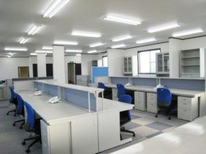 株式会社 協和設備 様 新事務所 備品納入